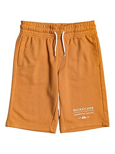 Quiksilver™ Easy Day Sweat Shorts Sweatshorts Jungen 816 Orange