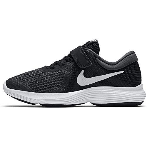 Nike Jungen Revolution 4 (PSV) Laufschuhe, Schwarz (Black/White-Anthracite 006), 32 EU