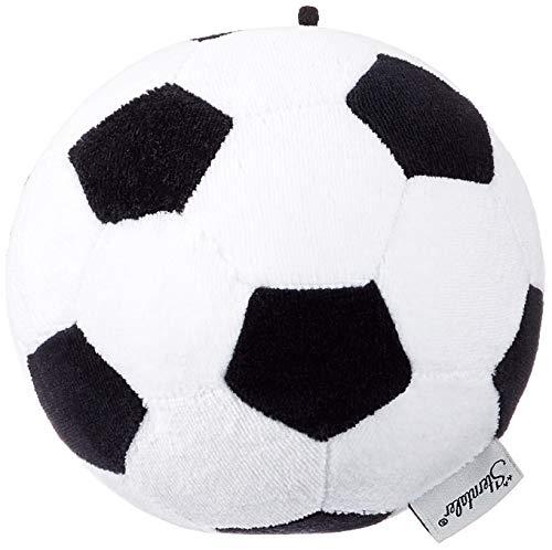 Sterntaler Ball, Fußball-Design, Alter: Kinder ab 0 Jahren, Schwarz/Weiß