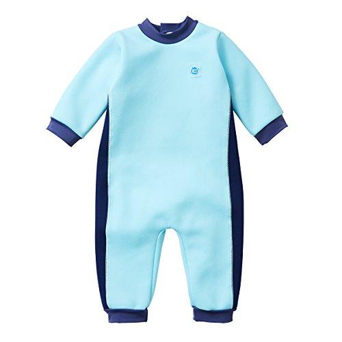 Splash About Baby Ganzkörper Schwimmanzug, Blue Cobalt, 6-12 Monate (Herstellergröße: L)