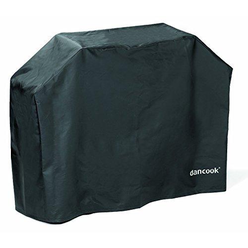 Dancook 130 125 Wetterschutzhaube passt zu Dancook 5200, 5300, 5600, 7300, 7400 und 7500 Holzkohlegrill, Schwarz.