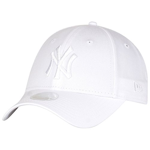 New Era New York Yankees 9forty Adjustable Women Cap League Essential White - One-Size