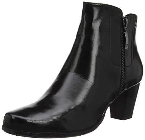 Gerry Weber Shoes Damen Louanne 21 Stiefeletten, Schwarz (Schwarz Mi12 100), 37 EU