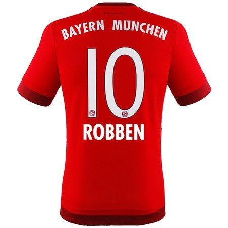 Trikot Adidas FC Bayern 2015-2016 Home - Robben [Jugend Gr.164]