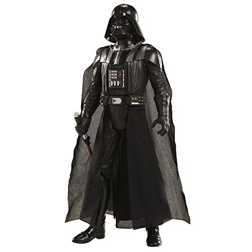 Star Wars 96762 Disney SW VIII Darth Vader mit Laserschwert Actionfigur, 50 cm