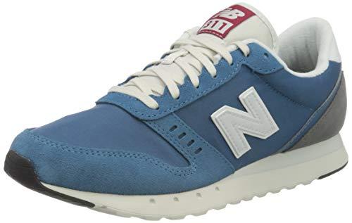 New Balance Damen, 311 Core Sneaker, Blau (Light Blue), 37 EU