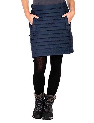 Jack Wolfskin Damen ICEGUARD Skirt Rock, Night Blue, M