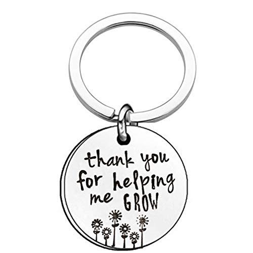Toporchid Danke, DASS Sie Mir geholfen haben, Anerkennungs-Geschenk-Danksagungs-Geschenk für Lehrer zu wachsen