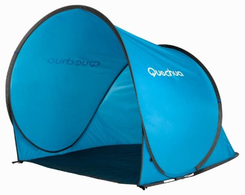 Quechua Wurfzelt, Schnellöffnung in 2Sekunden, 487146, Bleu - Bleu