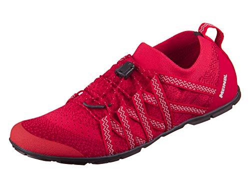 Meindl Damen Pure Freedom Schuhe, erdbeer-Silber, UK 4