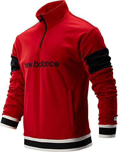 New Balance MT93540 Sweater Team red