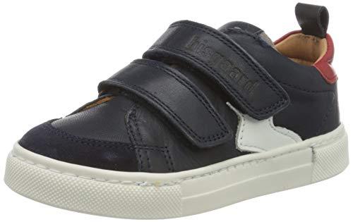 Bisgaard Jungen Karlo Sneaker, Blau (Navy 1402), 30 EU