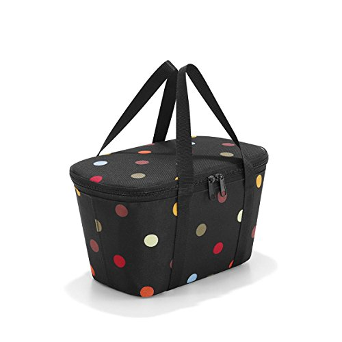 Reisenthel Wandelbares Lieblingsstück XS Mini Maxi Shopper Baroque Taupe, Polyester, Dots, 28 cm