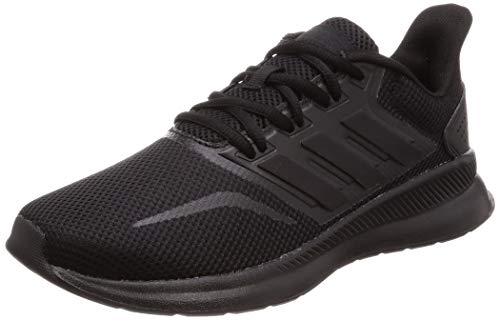 adidas Herren Runfalcon Laufschuhe, Mehrfarbig (Core Black/Core Black/Core Black G28970), 42 EU