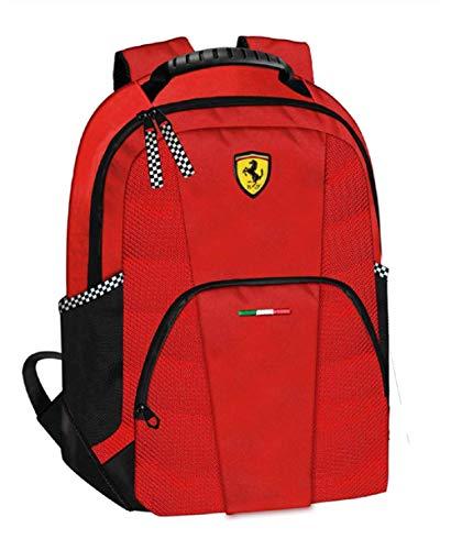 Ferrari RENNRUCKSACK OFFIZIELLES Team ROT