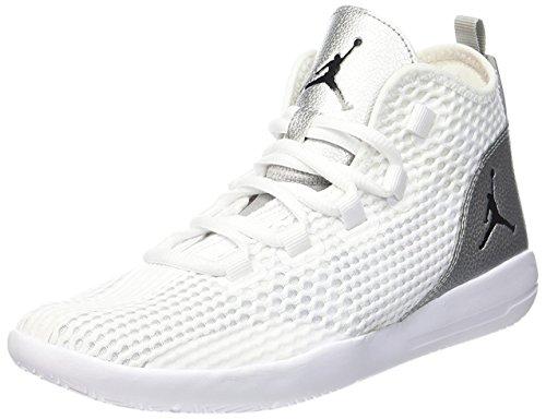 Nike Unisex Jr Jordan Reveal Bg Basketballschuhe, Weiß, 38 EU