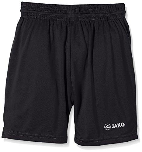 Jako Kinder Sporthose Manchester Shorts, Schwarz, 7-8 Jahre (Herstellergröße: 2)
