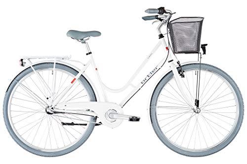 Ortler Fjaeril Damen White Rahmenhöhe 55cm 2020 Cityrad