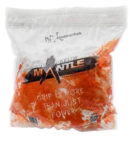 Mantle - 1 kg Chalk Powder Kletterkreide Magnesia zum Bouldern Klettern Crossfit