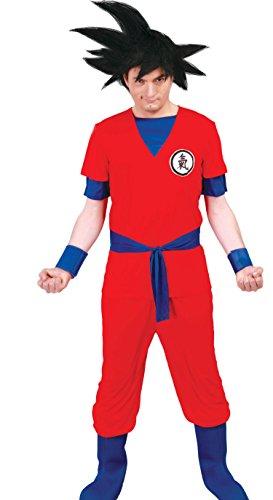 Guirca Kostüm Son-Goku, Herren