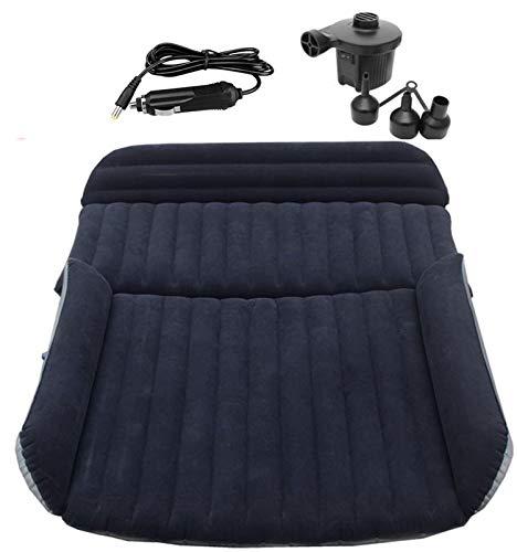 Airbed Quick Inflation Outdoor Camping Luftmatratze, Luftpumpe für Luftmatratze, Planschbecken, Home, Camping, Schlauchboote Aufblähungen und Deflates, DC 12V Auto Elektropumpe mit 3 Aufsätze