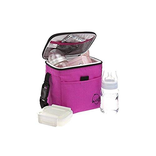 Polar Gear 302 651 Kühltasche für Baby Getrӓnke und Nahrungsmittel mit kleinen Eisbeutel