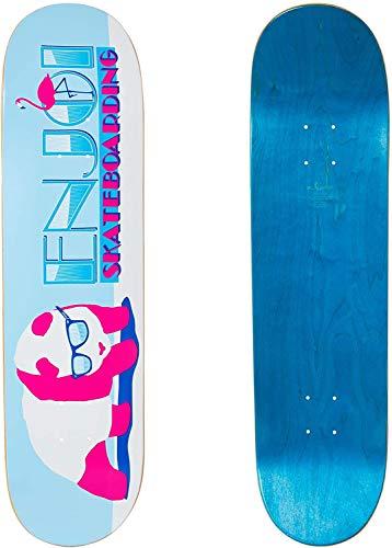 Enjoi Panda Vice HYB Skateboard-Brett/Deck, 21,3 cm, Blau