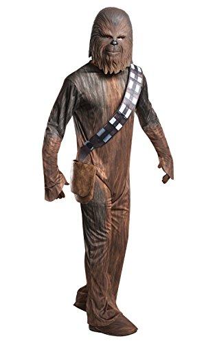Rubie's Offizielles Disney Star Wars Chewbacca Erwachsenenkostüm