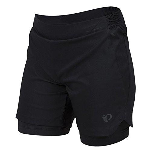 PEARL IZUMI W Journey Shorts, Black, 6