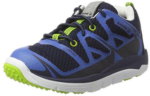 Kamik Unisex-Kinder ROLLNGTX Sneaker, Blau (Navy Blue NBL), 38 EU