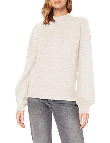 Pepe Jeans Damen Clotilda Pullover Sweater, 825, Large
