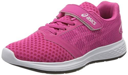 ASICS Unisex-Child 1014A026-32,5 Running Shoes, Pink Pink 1014a026 500, 32.5 EU