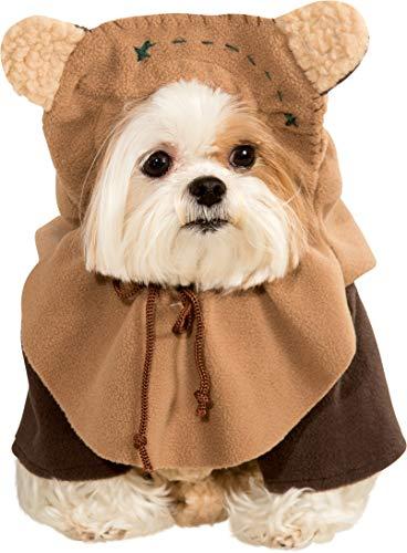 Rubies Costume Star Wars Kollektion Pet Kostüm, Ewok, X-Large, Ewok