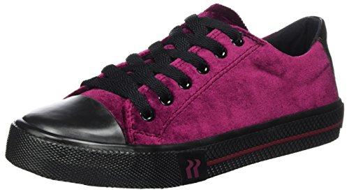 Romika Unisex-Erwachsene Soling 08 Sneaker, Rot (Bordo (410), 43 EU