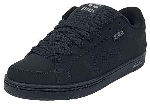 Etnies Unisex KINGPIN Sneakers, Schwarz (003-Black/Black), 46 EU