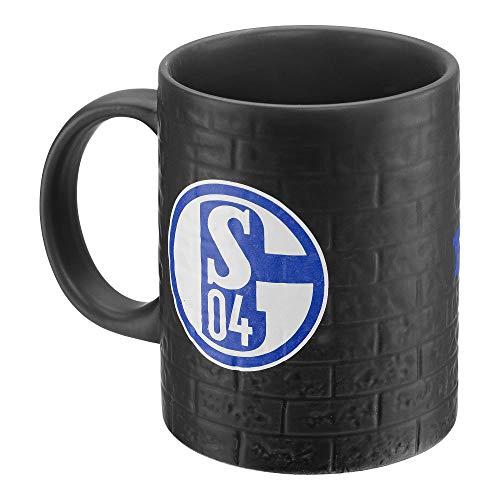 FC Schalke 04 Tasse, Becher, Kaffeetasse Mauer 11260