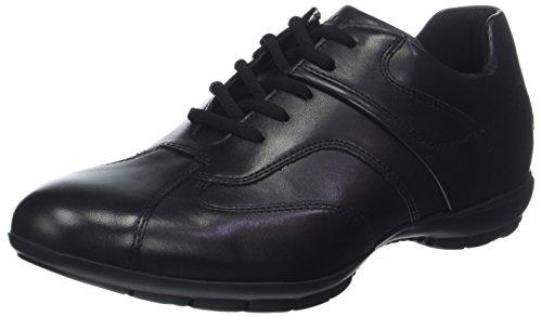 LLOYD Herren Archie Sneaker, Schwarz (Schwarz 0), 44.5 EU