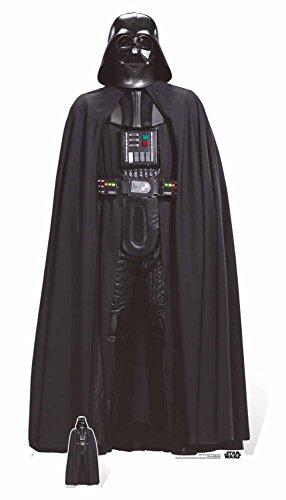 Star Wars Offizielle Ausschnitte, Pappe, Darth Lord, 194 x 96 x 194 cm