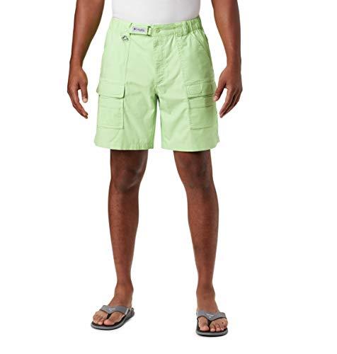 Columbia Herren Half Moon III Shorts, Jade Lime, XL x 6