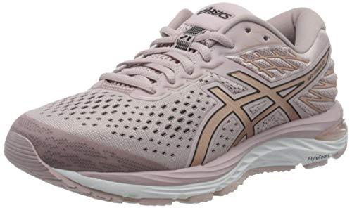 Asics Damen Gel-Cumulus 21 Running Shoe, Watershed Rose/Rose Gold, 38 EU