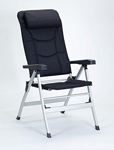 ISABELLA Stuhl Thor Komfortsessel BLAU mit BEINAUFLAGE + SEITENTASCHE - Vertrieb durch Holly Produkte STABIELO - GEGEN AUFPREIS - ASIN: B07B3YRZN6- ISABELLA Transporttasche zu Isabella STUHL THOR -