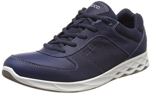 ECCO Herren WAYFLYM Sneaker, Blau (True Navy 1048), 44 EU