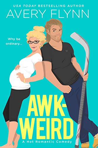 Awk-weird (Ice Knights Book 2) (English Edition)