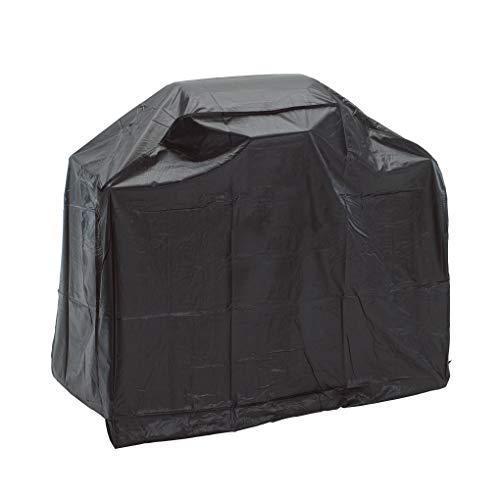 Landmann 0276 Série Grill Chef- Housse de Protection pour Barbecue, 110 X 130 X 60 cm , Noir