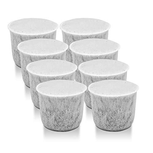 2x WMF Wasserfilter Aktivkohle für KaffeePadmaschinen