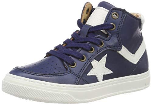 Bisgaard Jungen Unisex Kinder 30720.119 Hohe Sneaker, Blau (Dark Blue 601-2), 30 EU