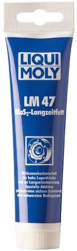 LIQUI MOLY 3510 LM 47 Langzeitfett + MoS2, 100 g