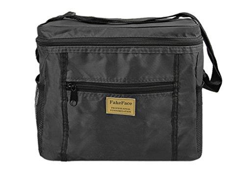 RUIXIB Kühltasche Coolerbag Lunchtasche Eistasche Mittagessen Tasche Thermotasche Picknicktasche Isoliertasche Aufbewahrungstasche für Lebensmitteltransport