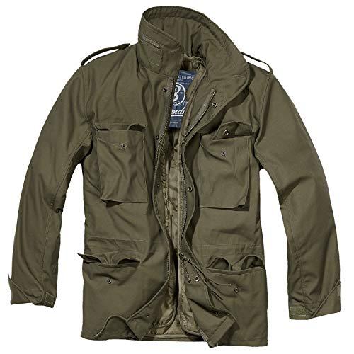 Brandit M65 Standard Jacke Oliv XL