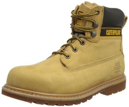 Cat Footwear Herren Holton Sb Sicherheitsschuhe, Honig, 43 EU
